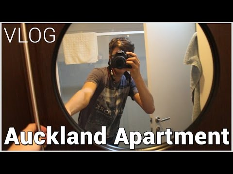 Vlog - Moving to my New Apartment in Auckland