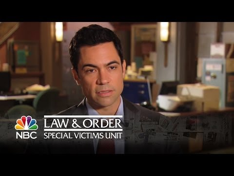 Danny Pino Talks Amaro's Career  Law & Order SVU