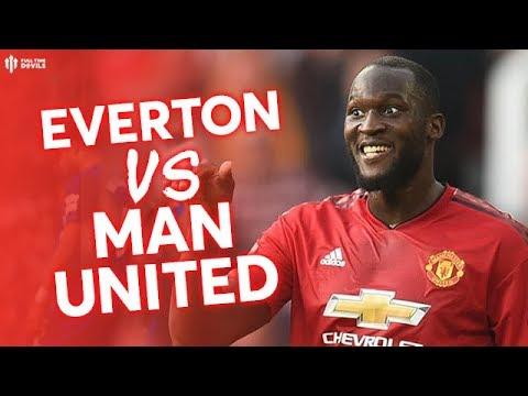 EVERTON vs MAN UTD Premier League Preview