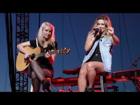 Rachel Platten - Love Yourself (Live at the Clay County Fair)