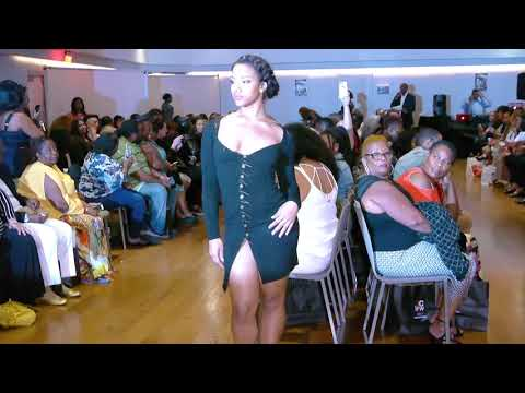 Jersey City Fashion Week 2017- Designer Laila Wazna