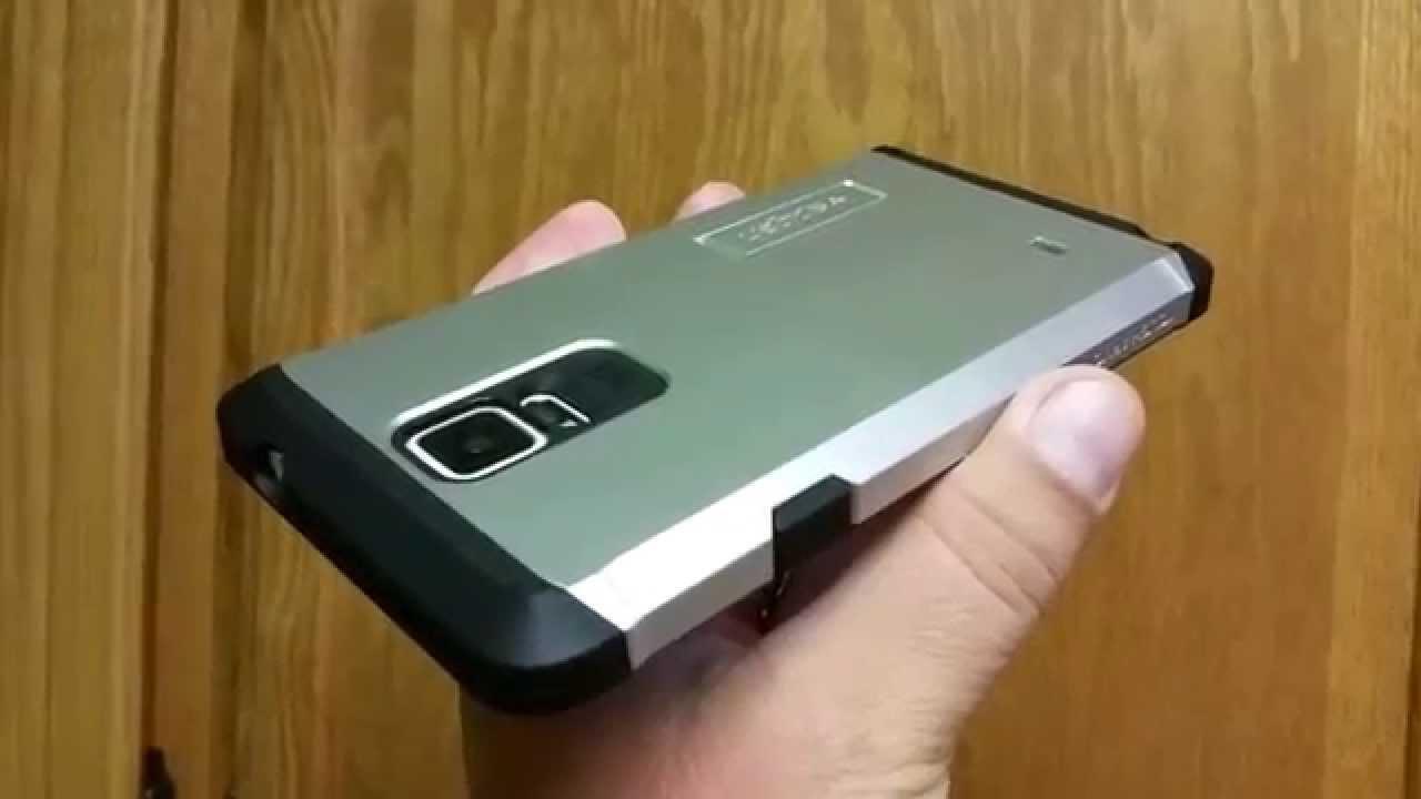 best website cd7c9 36c3e Samsung Galaxy Note 4 - Spigen Though Armor Case