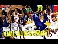 This Is Why They're NBA Players!! DeMar DeRozan, Julius Randle & Swaggy P TURN IT UP!