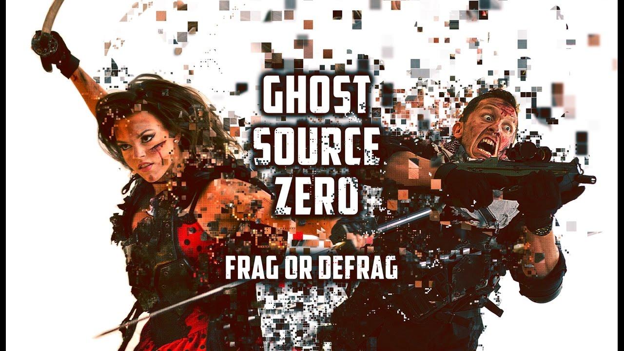 Download Ghost Source Zero  - first look trailer