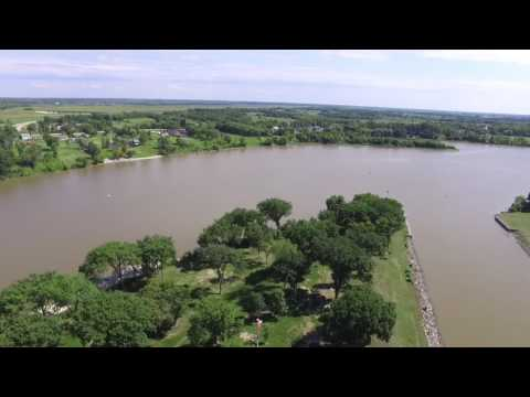 Lockport Manitoba Drone