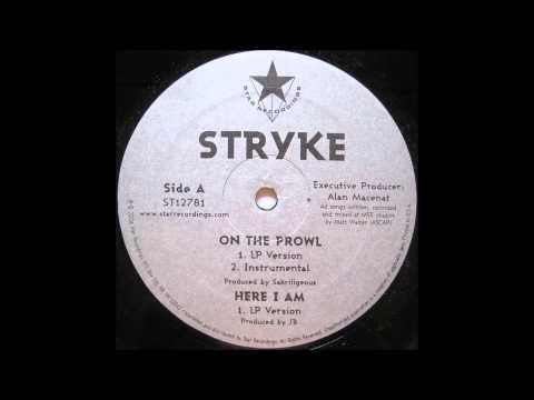 "Stryke - ""Here I Am"" - 2004 - New York City"
