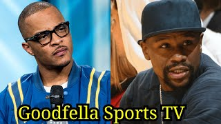 Floyd Mayweather Jr vs Ti PPV Boxing Event?