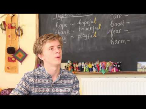 Interviews with 2013 Graduates from The Acorn School