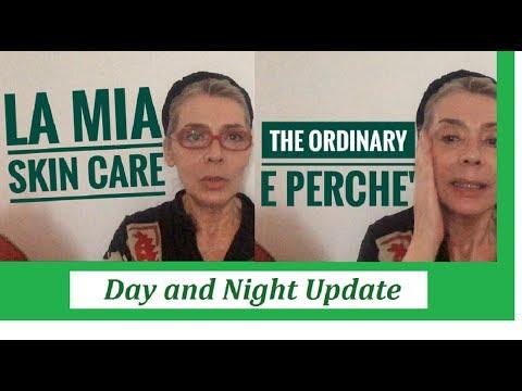 la Mia Skincare aggiornata con The Ordinary ~ Perche' e' TOP~
