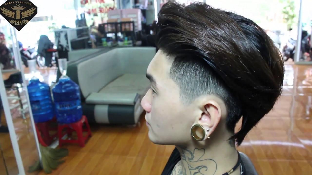 [HAIRTEEN HÙNG]-ĐỊA CHỈ LÀM ĐẸP TẠI BÌNH PHƯƠC-TÓC NAM ĐẸP PHÁ CÁCH   Những kiểu tóc nam dẫn đầu xu hướng