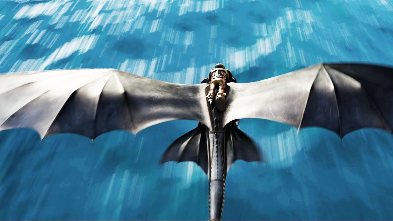 how to train your dragon 2 teaser trailer 2014 movie - official [hd