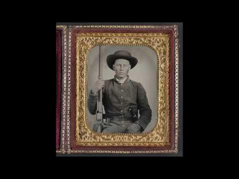 Tintype Civil War Soldier Photographs Vintage Antique ART