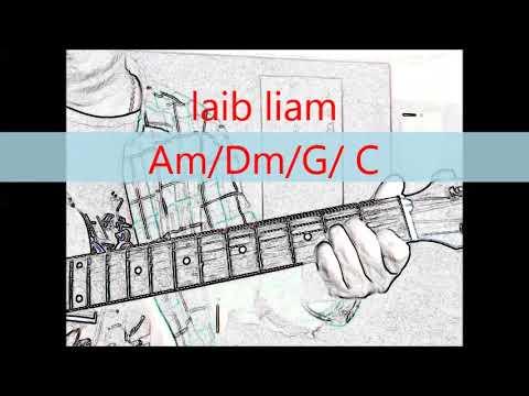 laib liam chords guitar