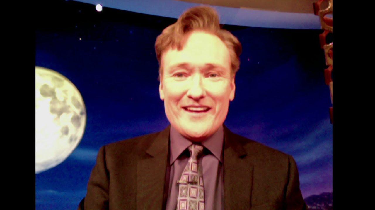 Conan O'Brien Responds to the 'Quick & Simple Life Hacks 8