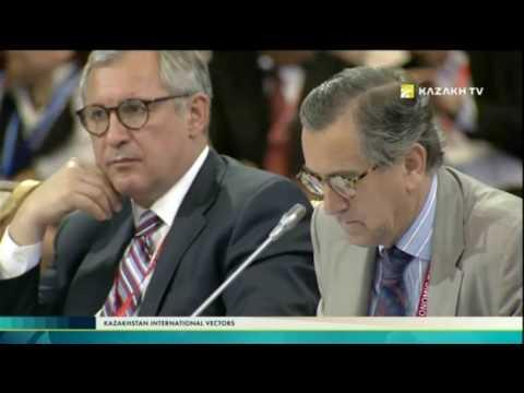 Kazakhstan international vectors №41 (27.02.2017) - Kazakh TV