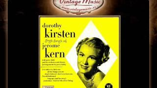 Dorothy Kirsten -- Don