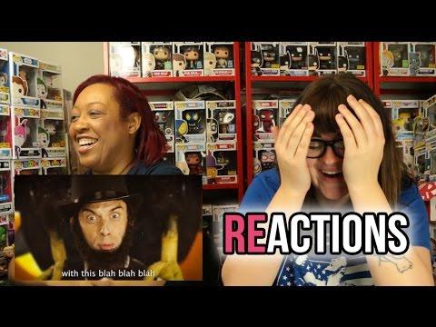Epic Rap Battles of History Season 5 / Episodes 1-12 Binge Watching Reaction + Bonus battle