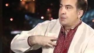 Интервью Михаила Саакашвили на канале 1+1  [Part 1]