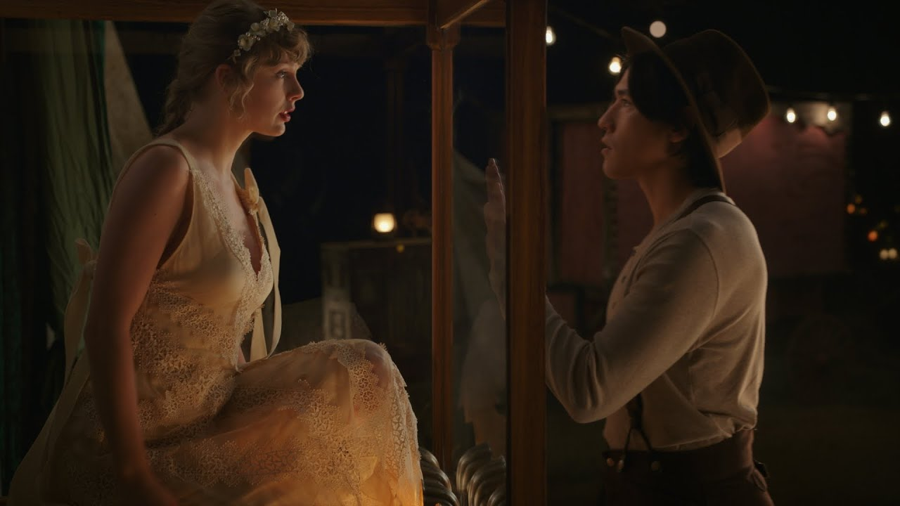 Taylor Swift - willow (Official Music Video)