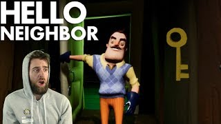Please, no. NO! [HELLO NEIGHBOR] [#02]
