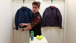 Thumbnail: Dons wassen en drogen