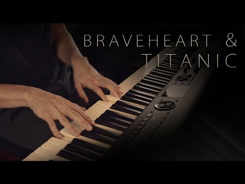 Braveheart & Titanic: Piano Suite - A James Horner Tribute \