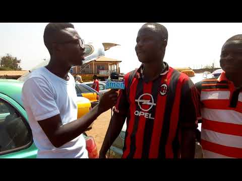 Drivers of Drobo,  Jaman South in Brong Ahafo cries over poor road network
