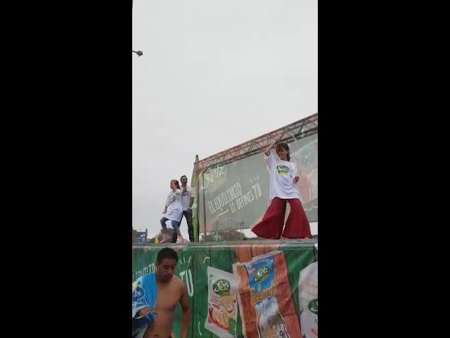 Competencia de Selz Pichilemu ...chichi dance