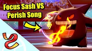 Can Perish Song Beat the Focus Sash? - Pokémon Sword & Shield Mythbusters