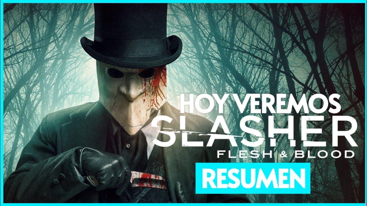 Download Slasher: Flesh & Blood RESUMEN (Temporada 4) | Hoy veremos