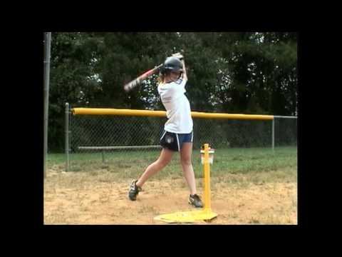 Kelsey Graham 2011 Softball Video