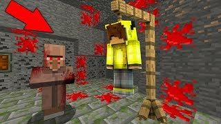 ŞEYTAN KÖYLÜ ISMETRG'Yİ ÖLDÜRDÜ! 😱 - Minecraft
