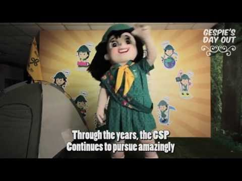Gespie's Day Out: Can Gespie Dance to the Song,