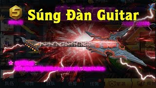 [CDHT] Súng Máy Ma Cầm Siêu Phẩm Đàn Guitar | Thúy Vân