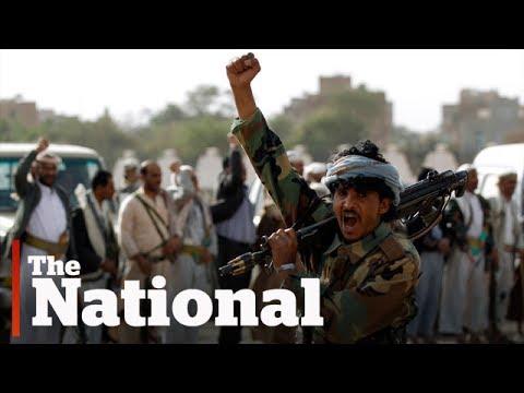 Yemeni civil war spawning crises