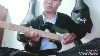 Thật lòng xin lỗi em phạm khánh hưng guitar cover