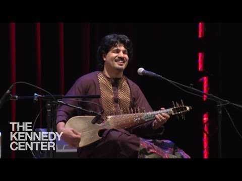 The Soul of Afghan Music: Homayoun Sakhi and Salar Nader - Millennium Stage (June 29, 2016)