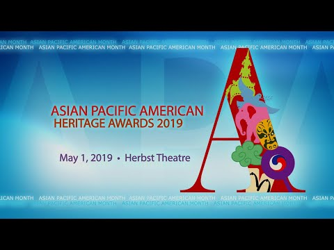 Heritage Awards - Asian Pacific American Heritage Month