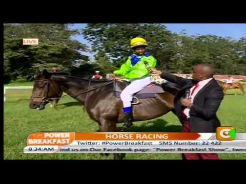 Power Breakfast: Horse Racing in Kenya