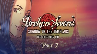 Broken Sword: Shadow of the Templars - Getting the manuscript - Part 7