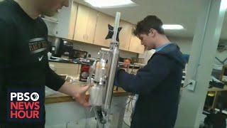Scuba gear, coffee makers inspire inventors in design challenge for a cheaper ventilator