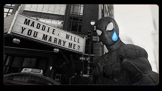 NAJSMUTNIEJSZY EASTER EGG W HISTORII! | SPIDER-MAN PS4 #10