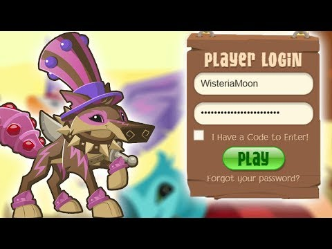 I HACKED WISTERIAMOON! | Animal Jam
