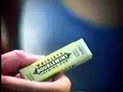 The DoubleMint Twins Commercial