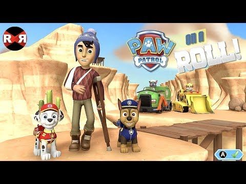 PAW Patrol: On a Roll! - FIX THE BRIDGE & HELP JAKE NEW RESCUE MISSIONS