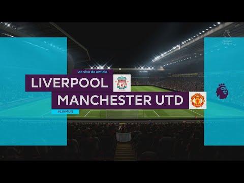 Liverpool x Manchester United - 14/10/2017 Premier League - FIFA 18