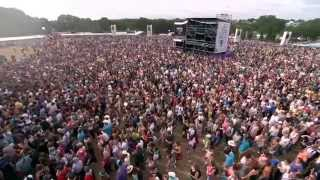 The CELTIC SOCIAL CLUB en concert aux Vieilles Charrues 2014  TEASER