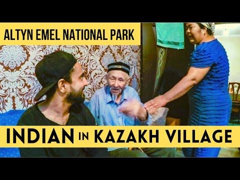 Altyn Emel National Park | Travel Vlog 2 | Indian in Kazakhstan
