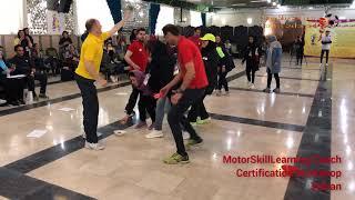 Motorskilllearning Workshop in Tehran: Complete Kids PE Sports Program Without Lengthy Certification