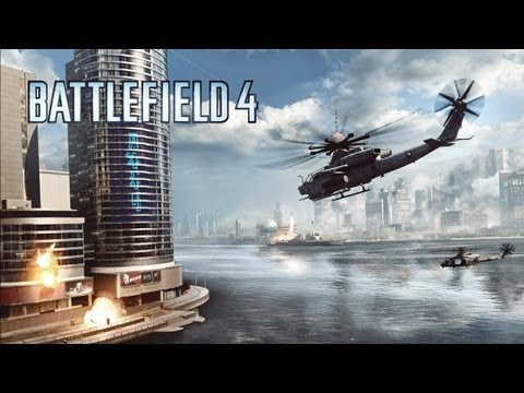 Battlefield 4 | Siege of Shanghai - Official Multiplayer Gameplay Trailer